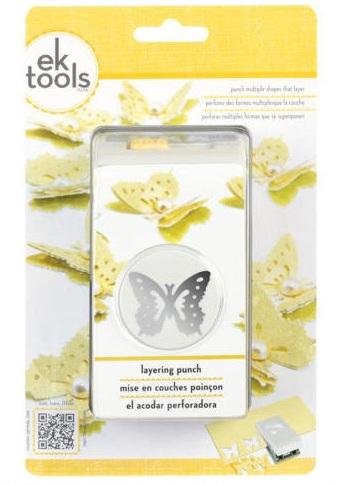 Perforadora 3D Mariposa